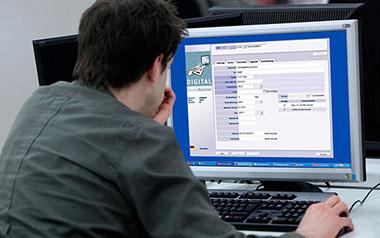 Digitales serviceheft